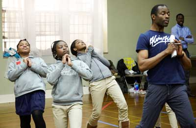 dance - ideal school manhattan, Gestaltungsideen